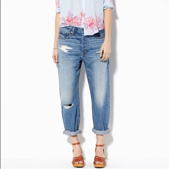 American Eagle Outfitters Denim - AEO Tomboy Jeans